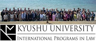 Kyushu University International Programs in Law